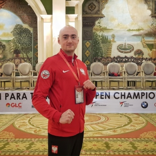 Egipt - 4 Mistrzostwa Afryki Para Taekwondo