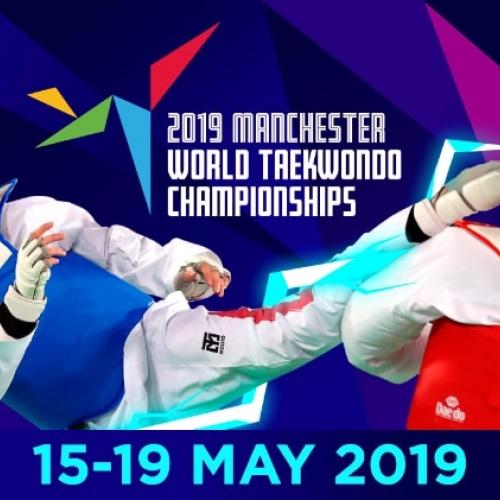 Podsumowanie Mistrzostw Świata Seniorów – Wielka Brytania – Manchester 15-19.05.2019