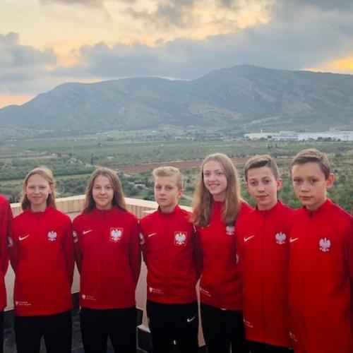 Mistrzostwa Europy Kadetów Marina'Dor Hiszpania