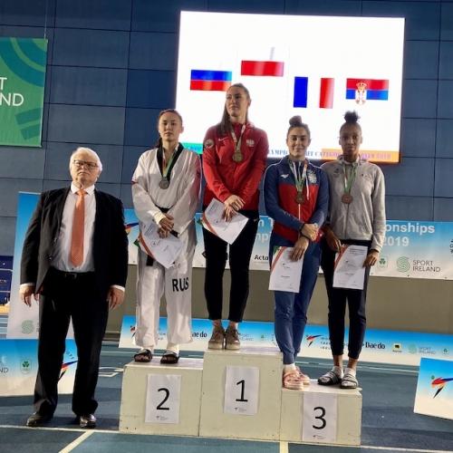Mistrzostwa Europy Seniorów - Dublin 2019