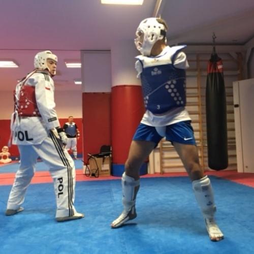 Para Taekwondo - konsultacja, nowi trenerzy WT