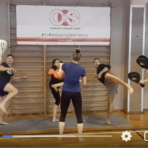 Zgrupowanie Kadry Narodowej Seniorów w Taekwondo Olimpijskim